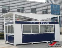 城市建设中设置保安岗亭的重要性