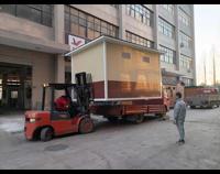 可移动垃圾分类房材料优点