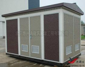 PD001户外小区移动配电房房地产配电专用