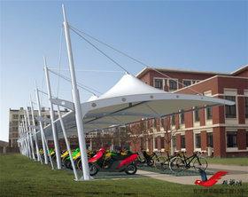ZQ006汽车/自行车雨棚商场停车棚